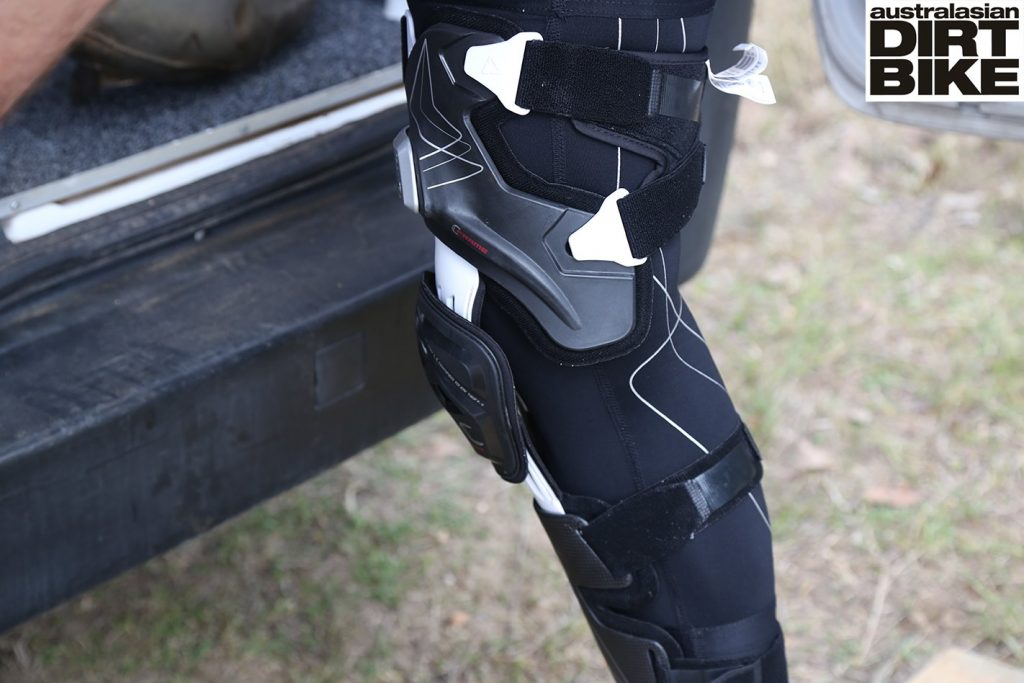 Leatt C-Frame knee braces