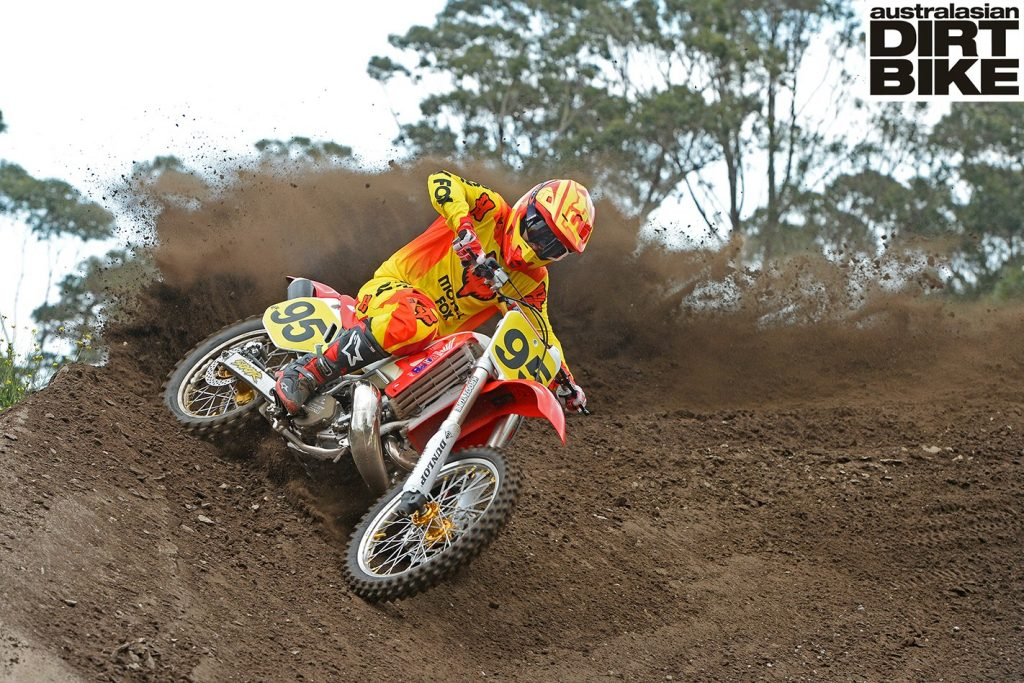 Honda Cr500 Vs Crf450r Comparo Australasian Dirt Bike Magazine