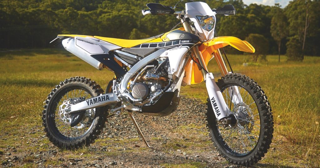 A Completely New Machine For 2015 The WR250F Received Only Minor Changes This Year Motor Is Very Smooth And Produces Nice Power Curve
