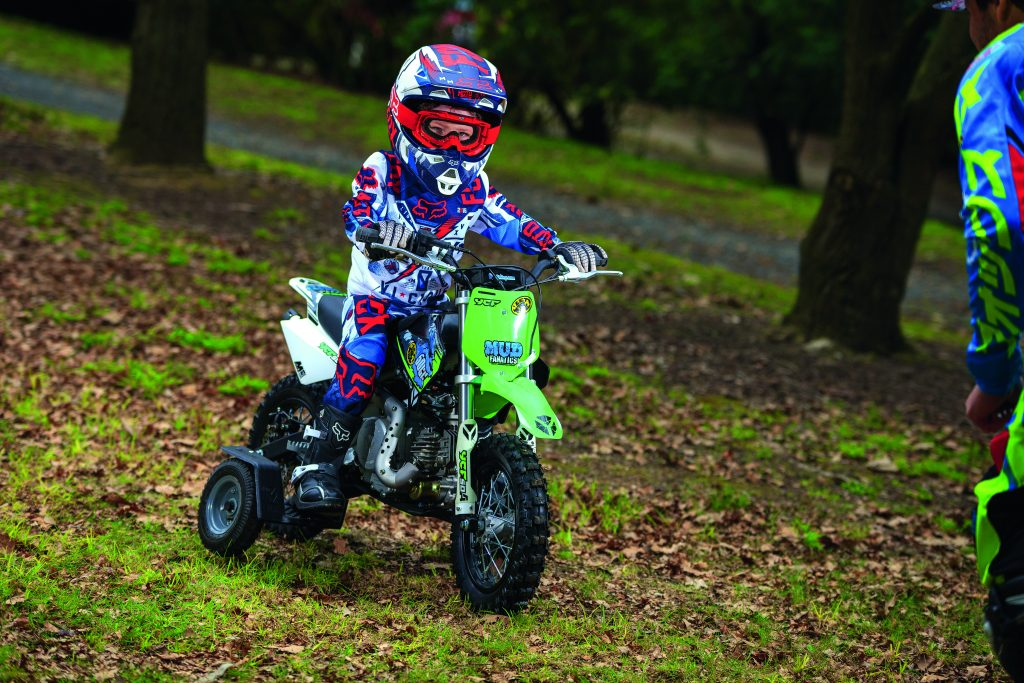 2015 Ycf 50a Kids Test Australasian Dirt Bike Magazine