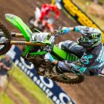 Eli Tomac claims overall at Washougal