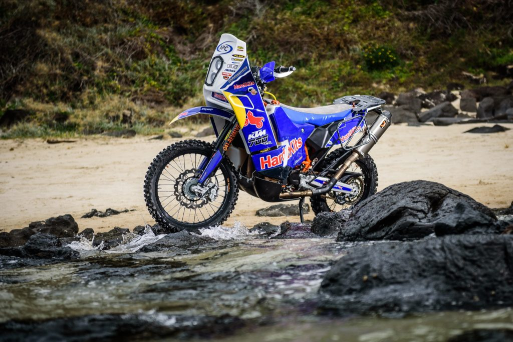 Hard kits KTM 700RR - Australasian Dirt Bike Magazine