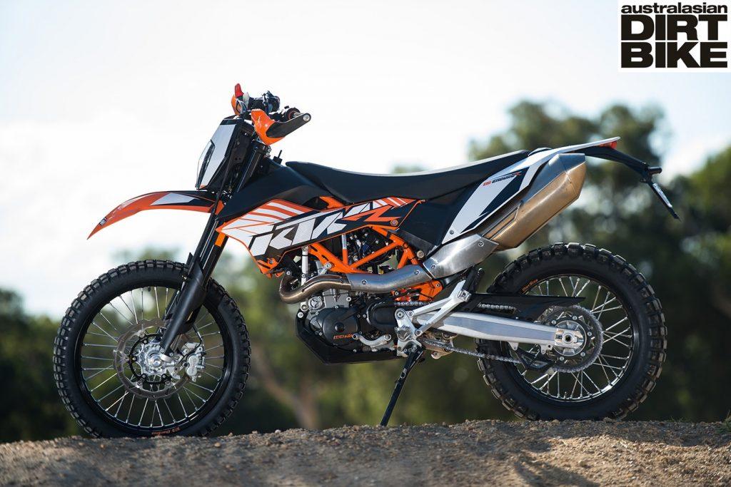 2012 ktm 690 enduro r review - australasian dirt bike magazine