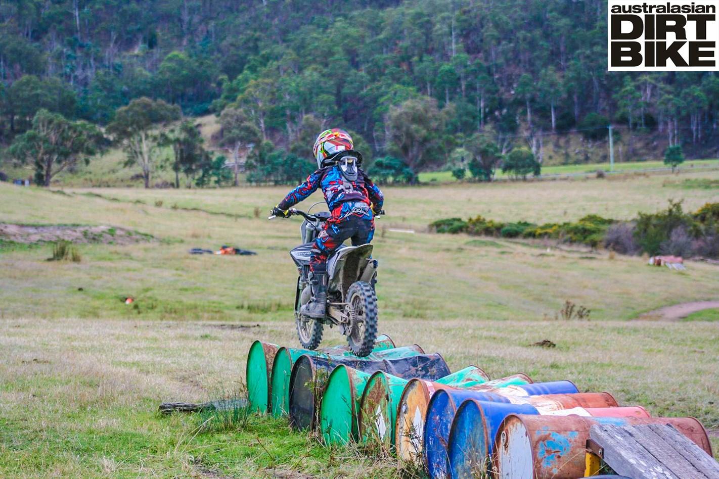 Southern Junior Dirt Bike Club Tas Australasian Dirt Bike Magazine