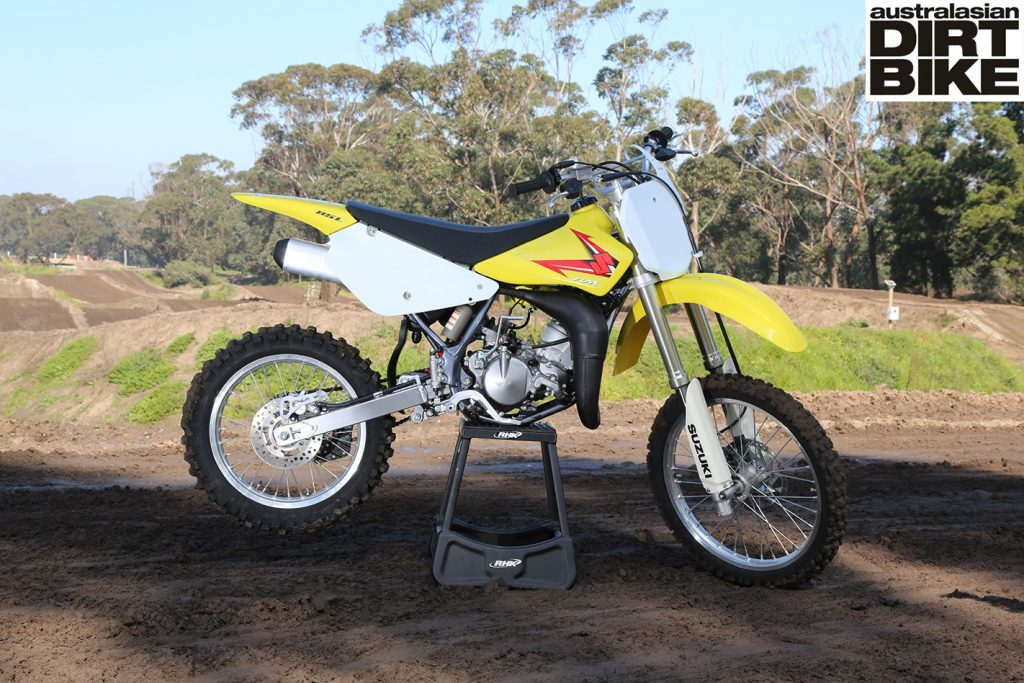 2015 Suzuki RM85L review - Australasian Dirt Bike Magazine