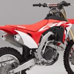 Honda to bring CRF450RX to Australia for 2017