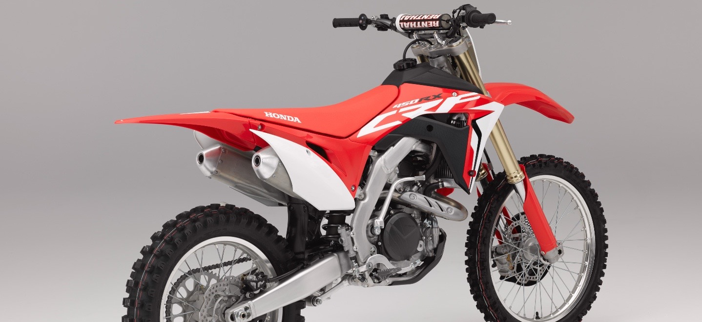 Honda to bring CRF450RX into Australia for 2017