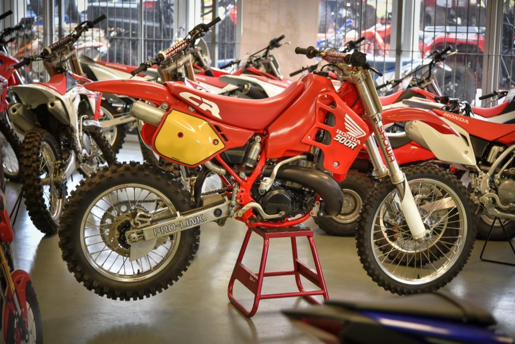 1989 Honda Cr500 Australasian Dirt Bike Magazine