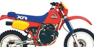 1983-1986 Honda XR350R