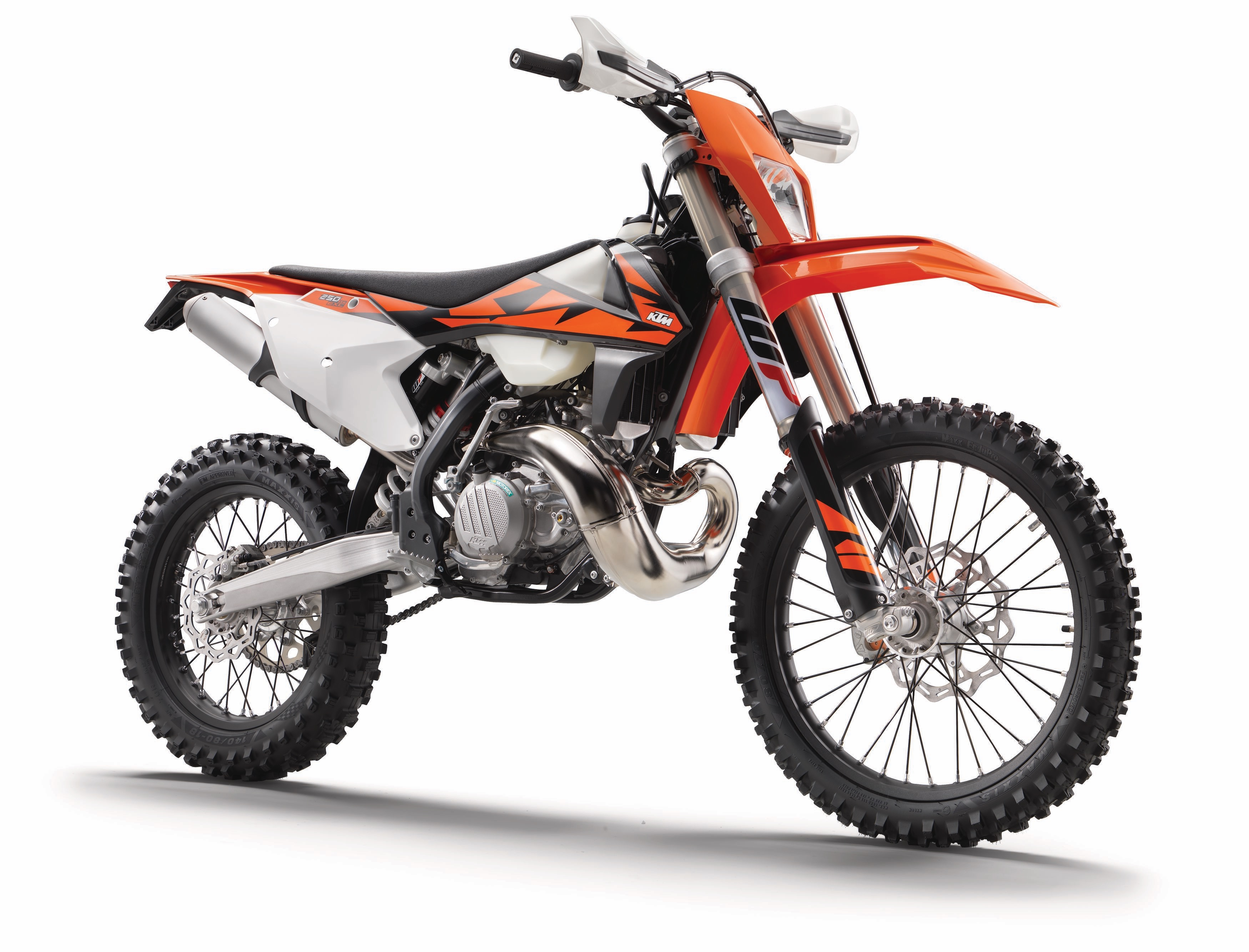 ktm unveils 2018 fuel-injected two-strokes - australasian dirt
