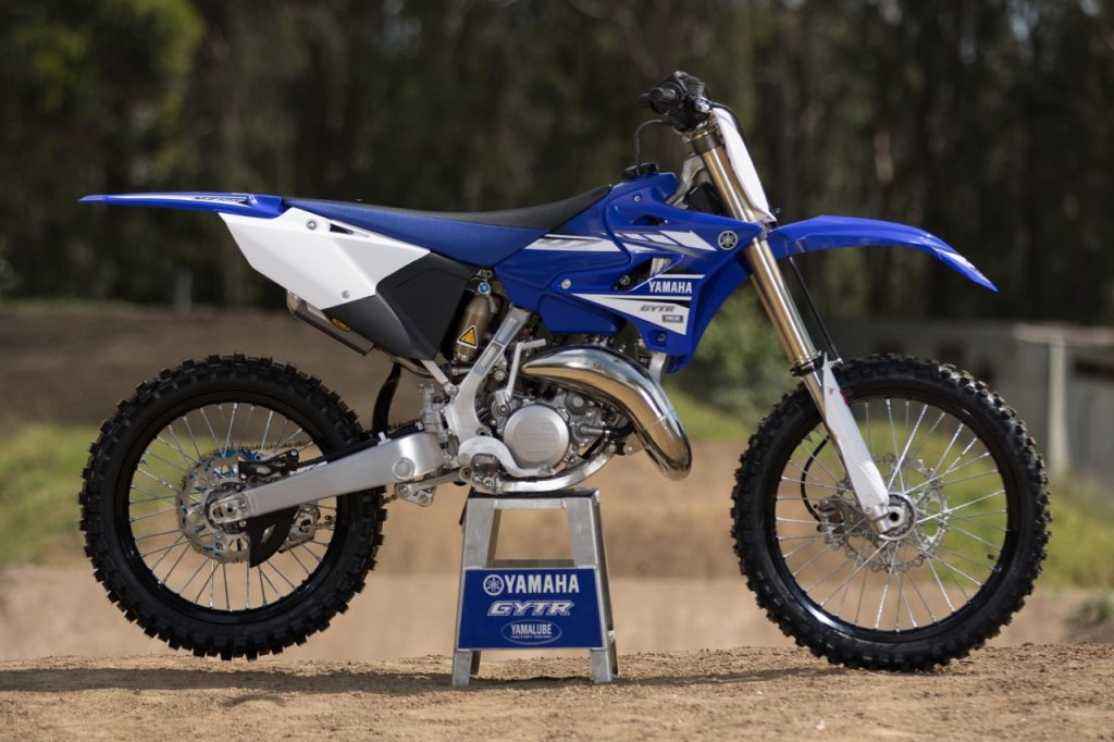 2017 yamaha yz125 australasian dirt bike magazine. Black Bedroom Furniture Sets. Home Design Ideas