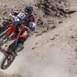 Kevin Benavides wins the fourth special to become overall Atacama Rally leader