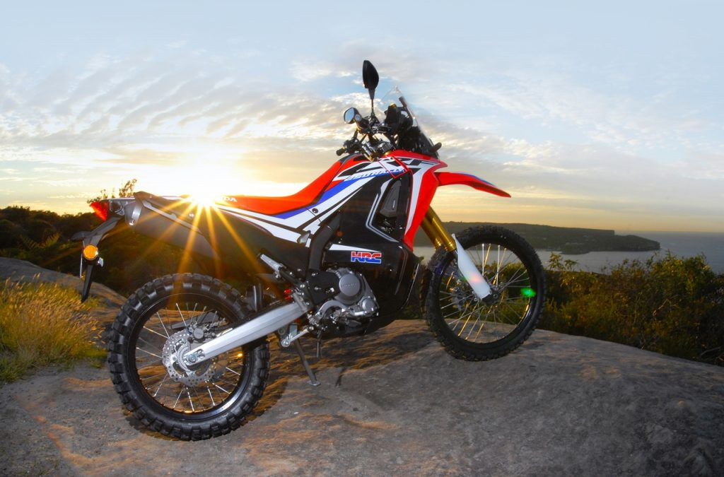 Adv Test Honda Crf250 Rally Australasian Dirt Bike Magazine