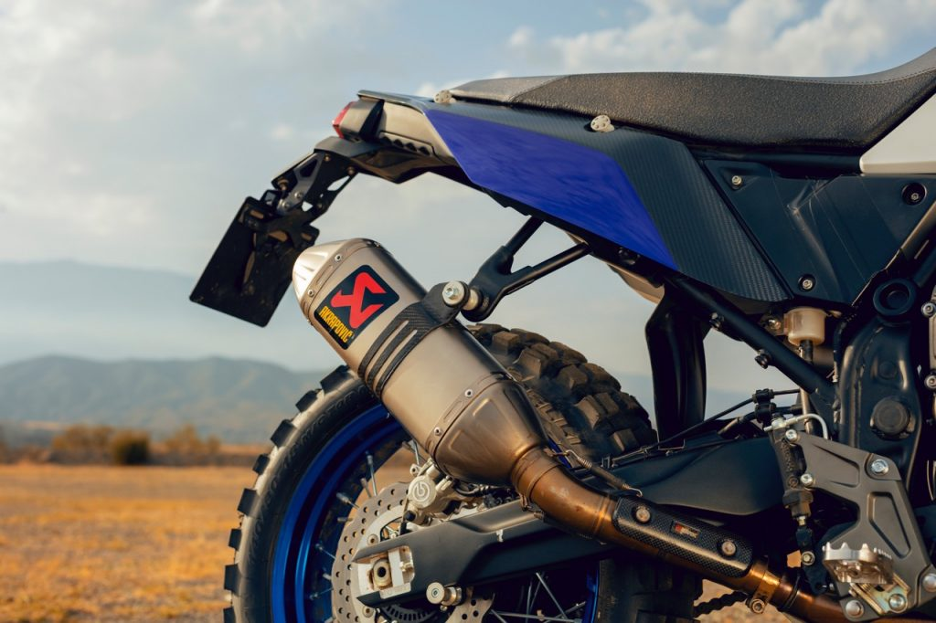 Tenere 700 world raid prototype unveiled by yamaha for Yamaha tenere 700