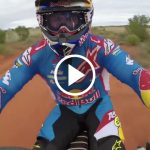 VIDEO: Behind the scenes of Moto 8 with Toby Price