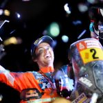 Matthias Walkner and KTM Win 2018 Dakar Rally