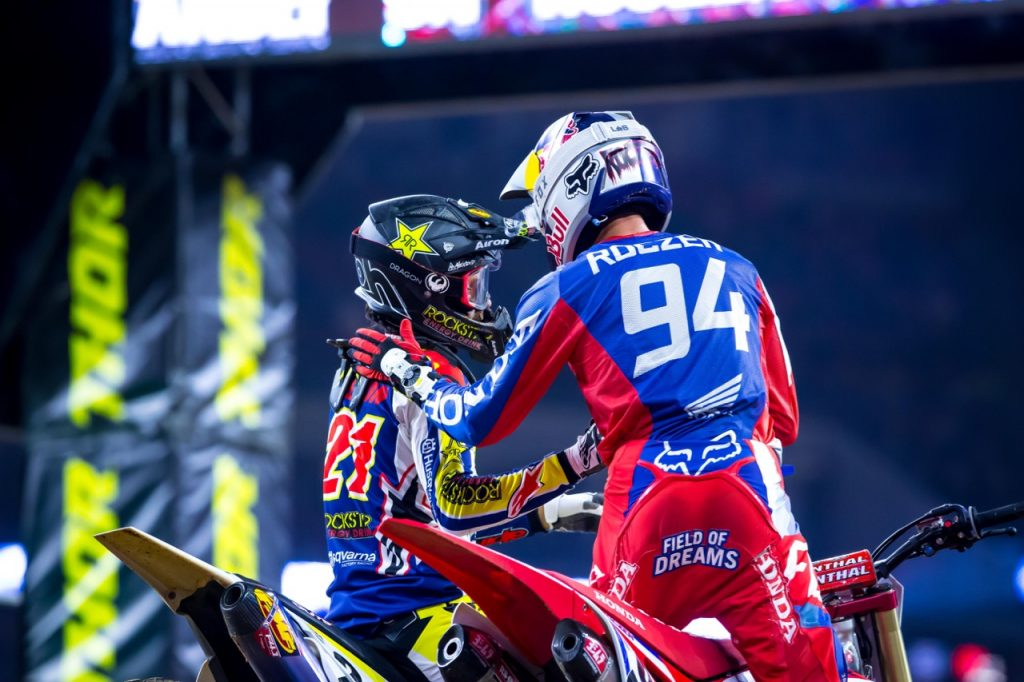 Anderson and Roczen