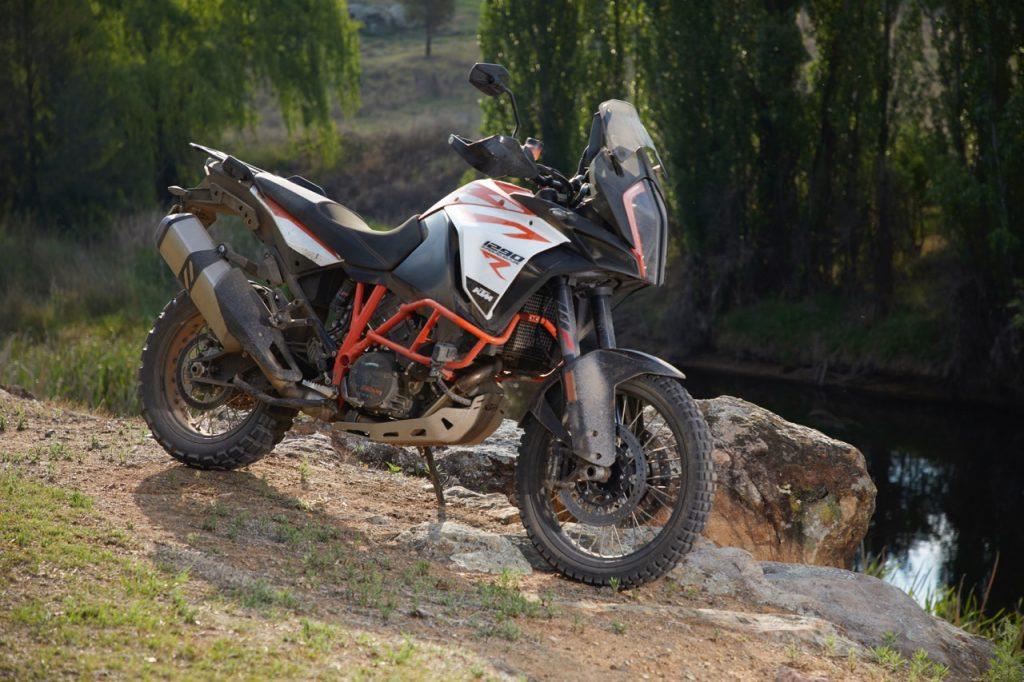 KTM 1290 Adventure R