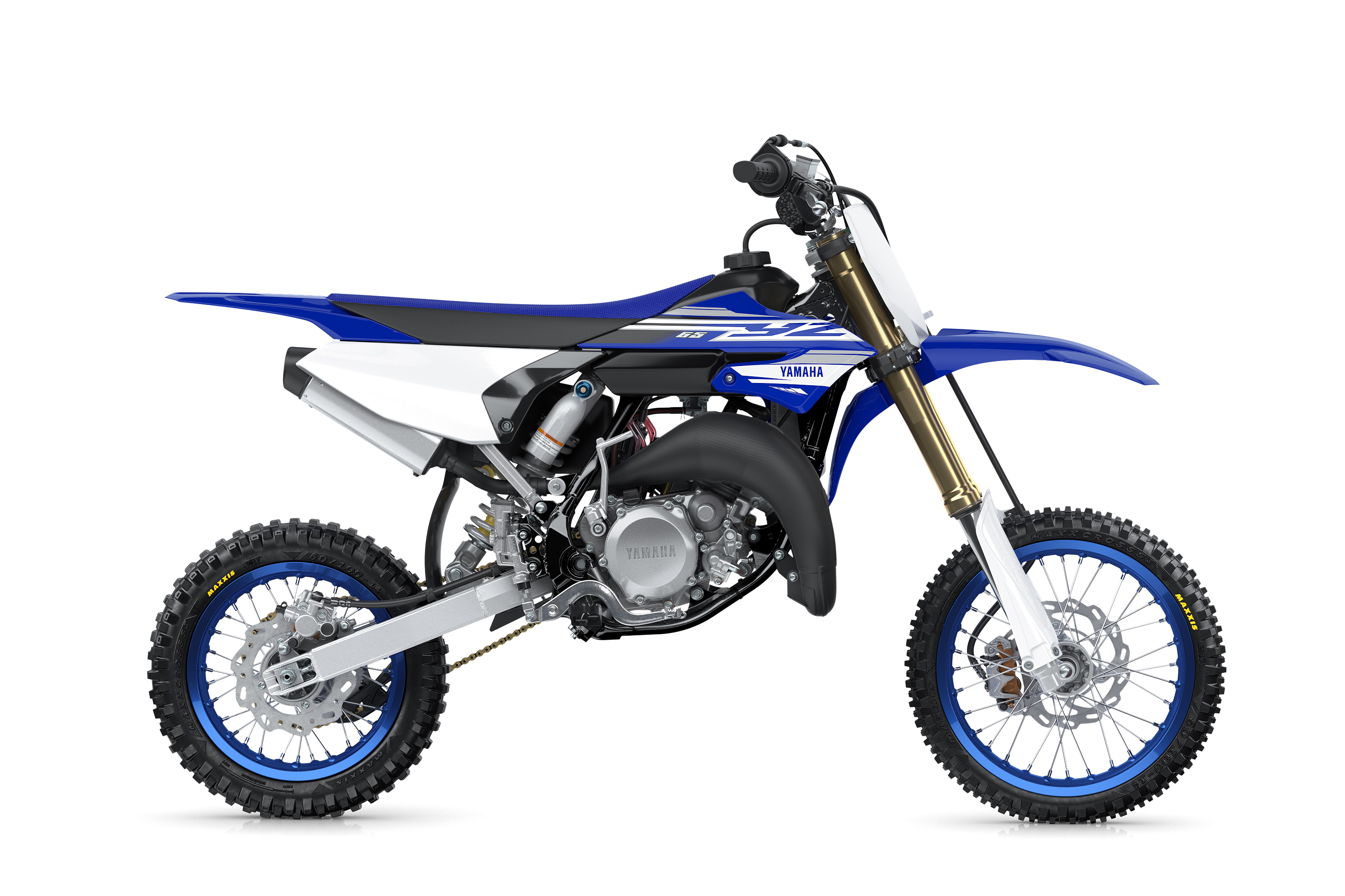 first look 2018 yamaha yz65 australasian dirt bike magazine. Black Bedroom Furniture Sets. Home Design Ideas