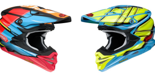 ALL-NEW SHOEI VFX-WR LAUNCH...