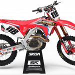 Honda launches new desert racing team