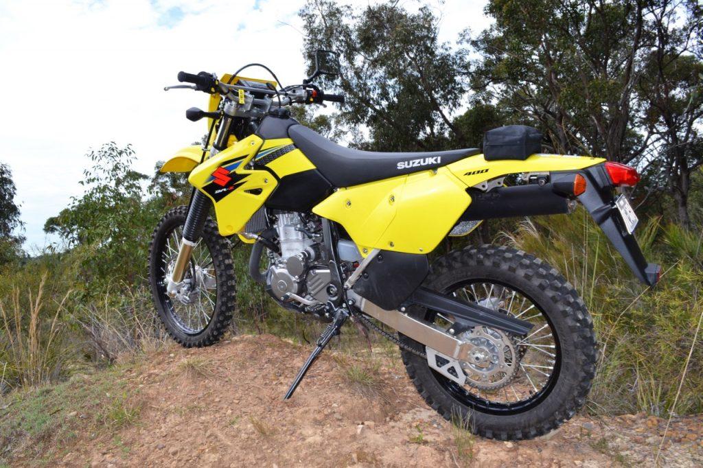 DR-Z400E