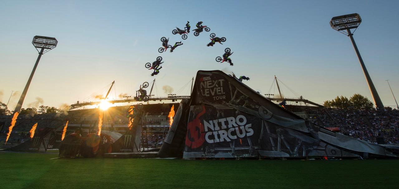 Nitro Circus Tour Australia