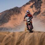 Toby Price gutted after organisers of Merzouga Rally favour lead riders
