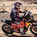 Toby Price Sixth overall in Merzouga Rally