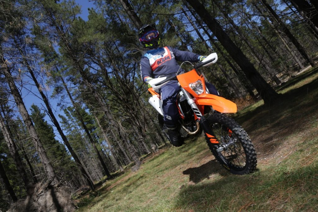 KTM Suspension
