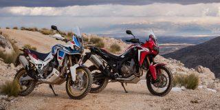 RECALL: Honda Africa Twin r...
