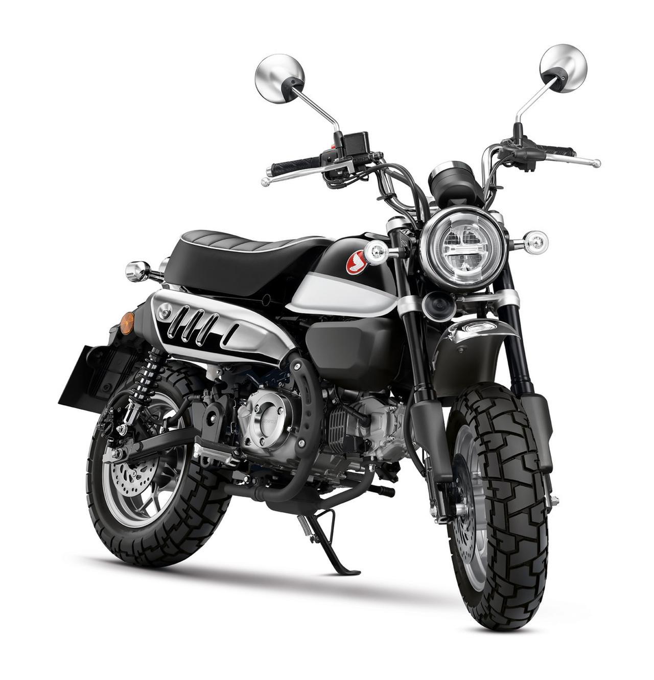 honda monkey price announcement australian motorcycle news. Black Bedroom Furniture Sets. Home Design Ideas