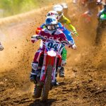 Roczen returns to racing with 11th at Hangtown