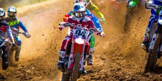 Roczen returns to racing wi...