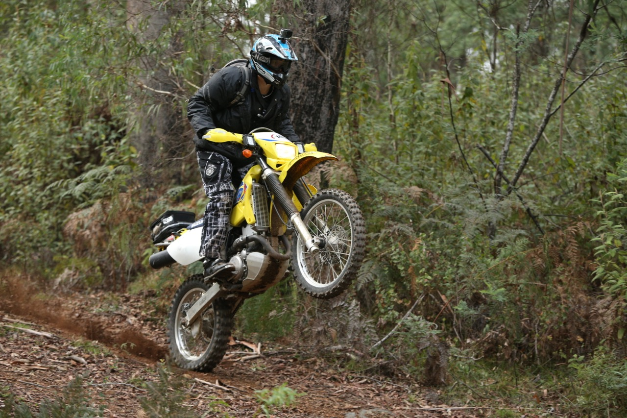 High Country Ride AMTRA035