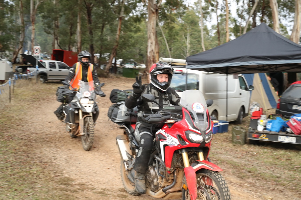 High Country Ride AMTRA161