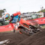 Podiums for KTM Motocross Racing Team At Wonthaggi MX Nationals