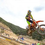 Musquin and Martin claim second overalls at Glen Helen MX National