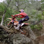 PLANET MOTO E2: Racing against the elements in Enduro