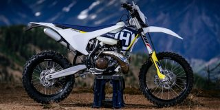 Carby Cut! Husky 2T enduros...