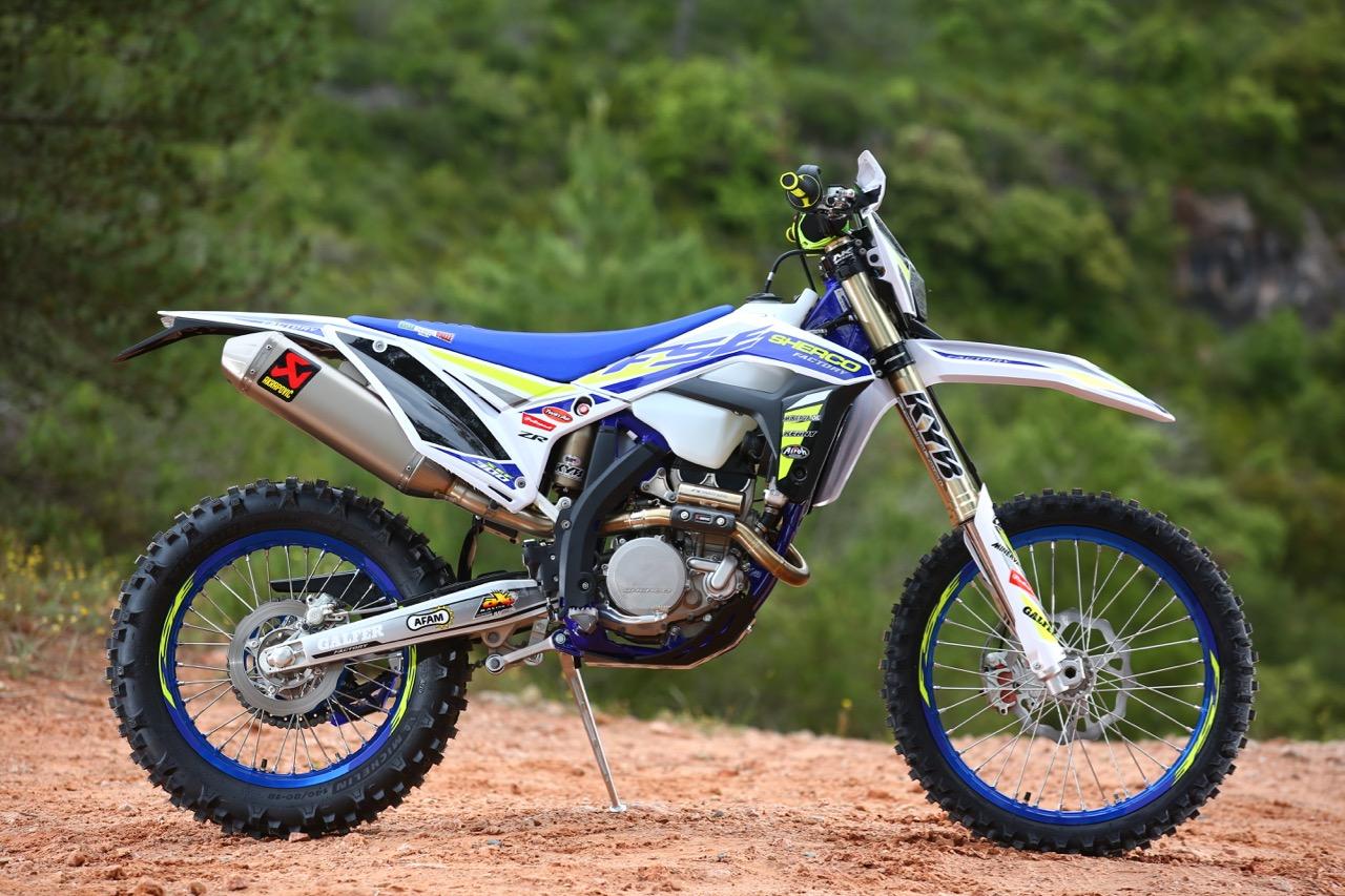 2019 Sherco Racing And Factory Lineup Australasian Dirt