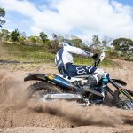 TRIUMPHANT KINGSTON SE AORC FOR HUSQVARNA ENDURO RACING TEAM
