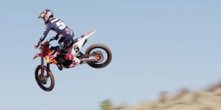 Ryan Dungey two-stroke testing