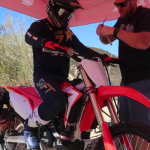 Dean Wilson decides what bike to ride in 2019