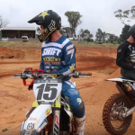 VIDEO: Dean Wilson training with Hayden Mellross