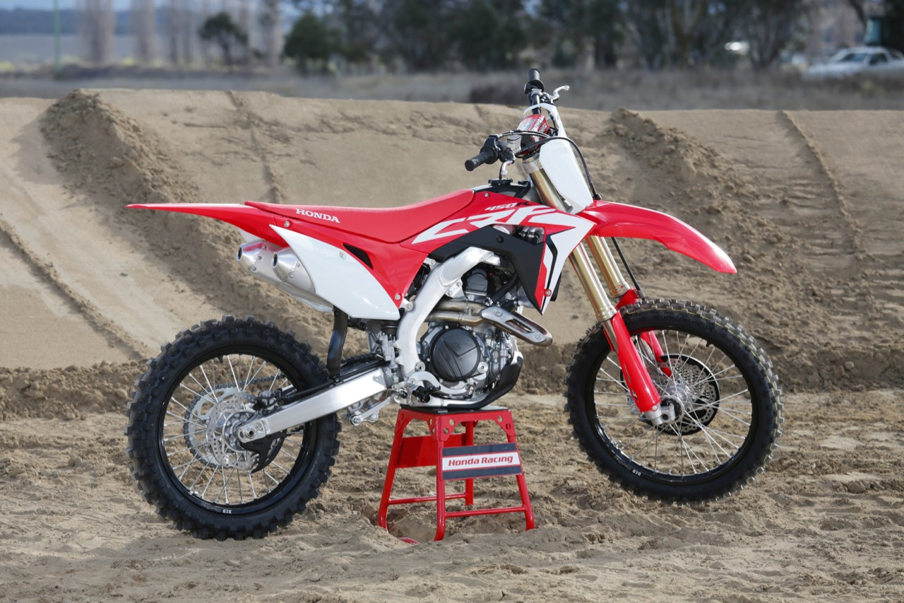 Pleasant Mx Test I 2019 Honda Crf450R Australasian Dirt Bike Magazine Inzonedesignstudio Interior Chair Design Inzonedesignstudiocom