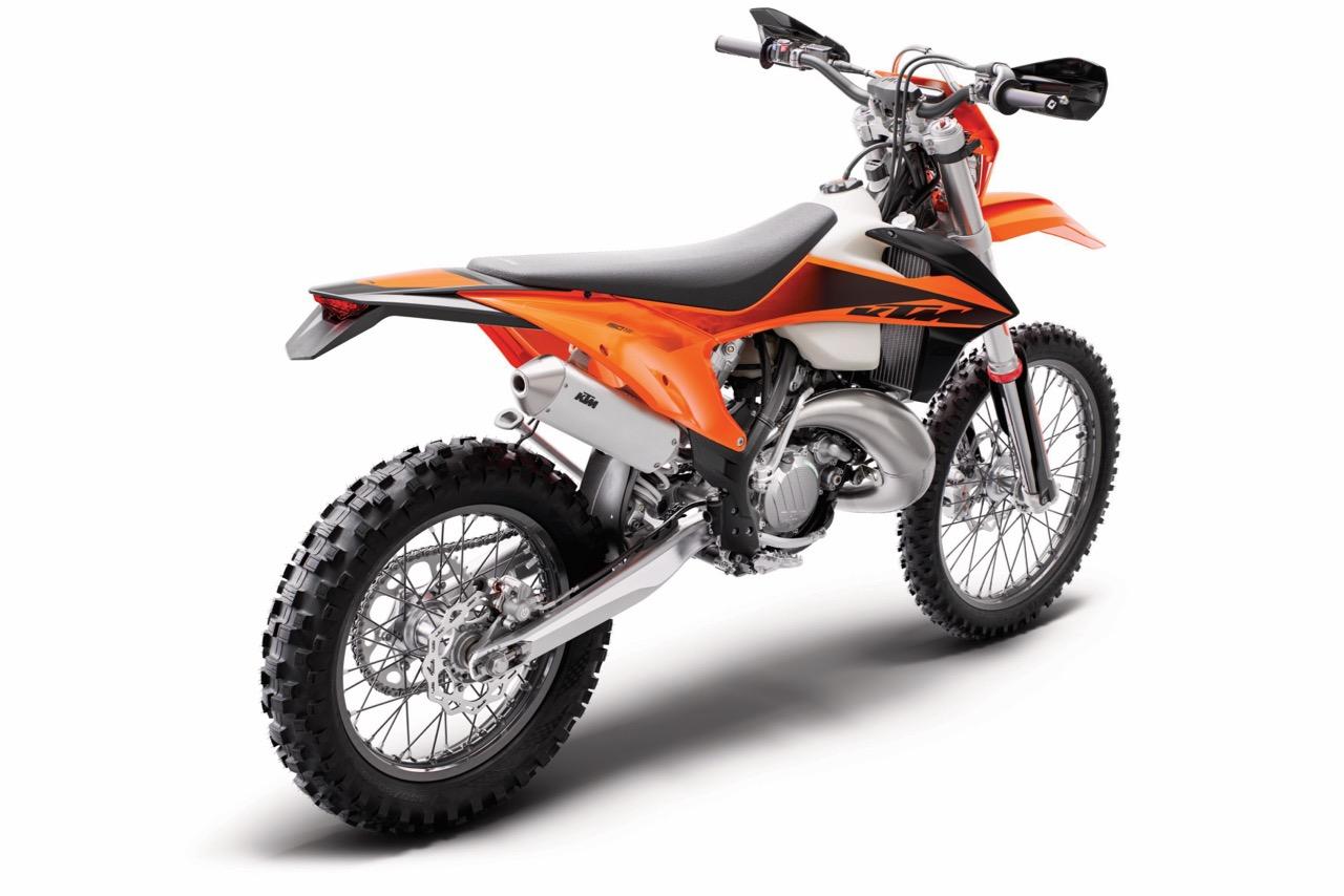 2020 KTM 150 EXC TPI TECH DETAILS - Australasian Dirt Bike