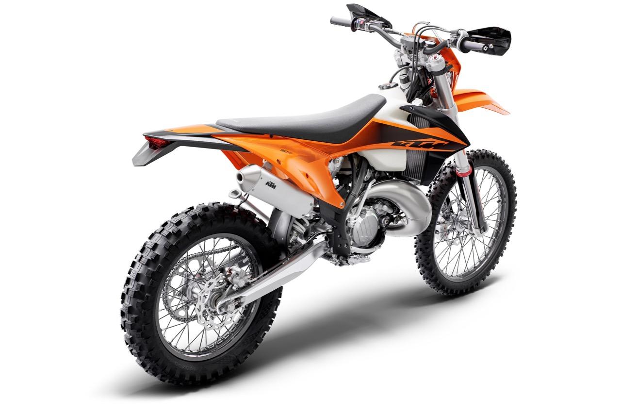 TECH DETAILS: 2020 KTM Enduro range - Australasian Dirt Bike