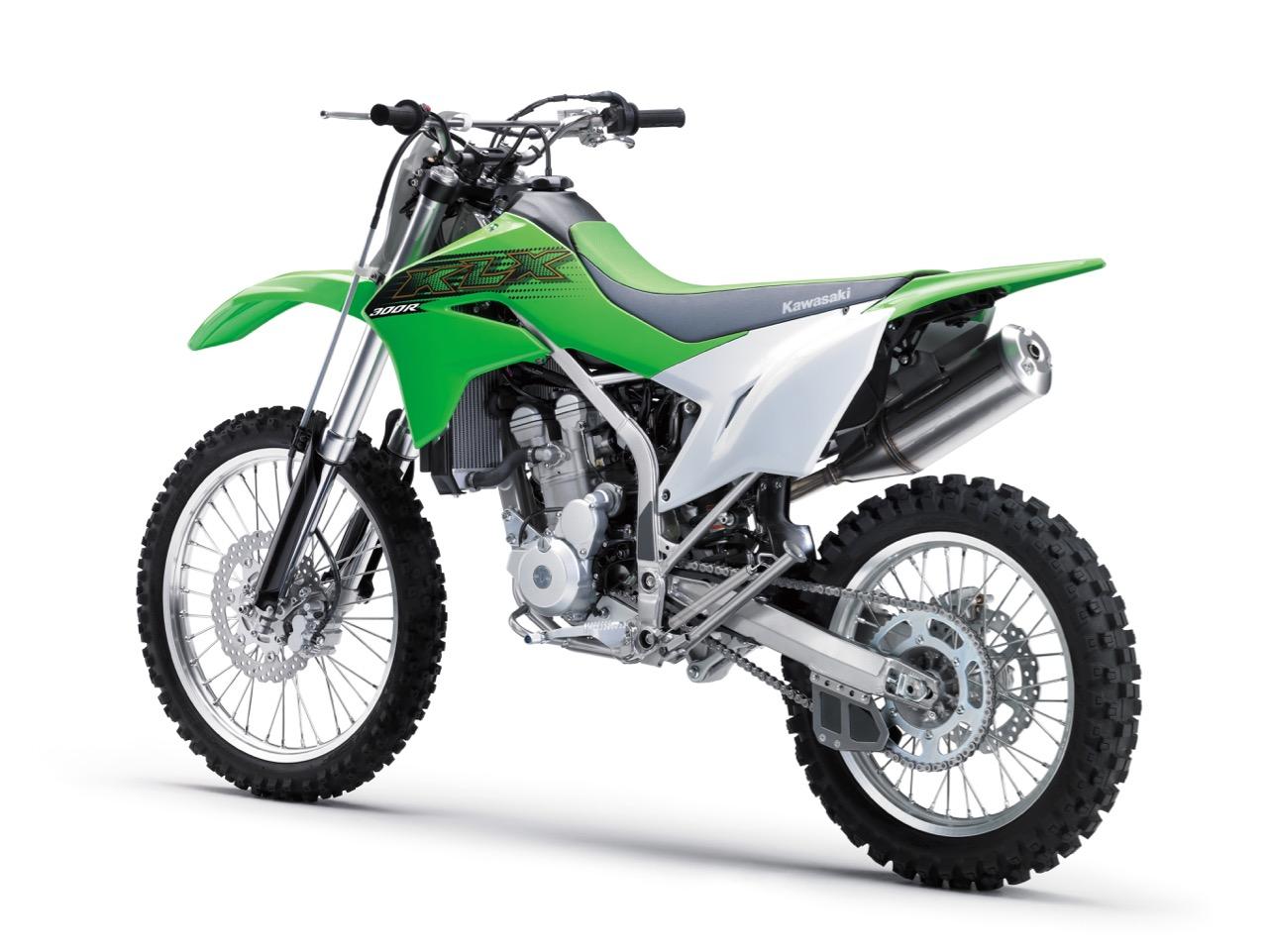 2020 Kawasaki Off-Road Models Revealed, new KLX300R