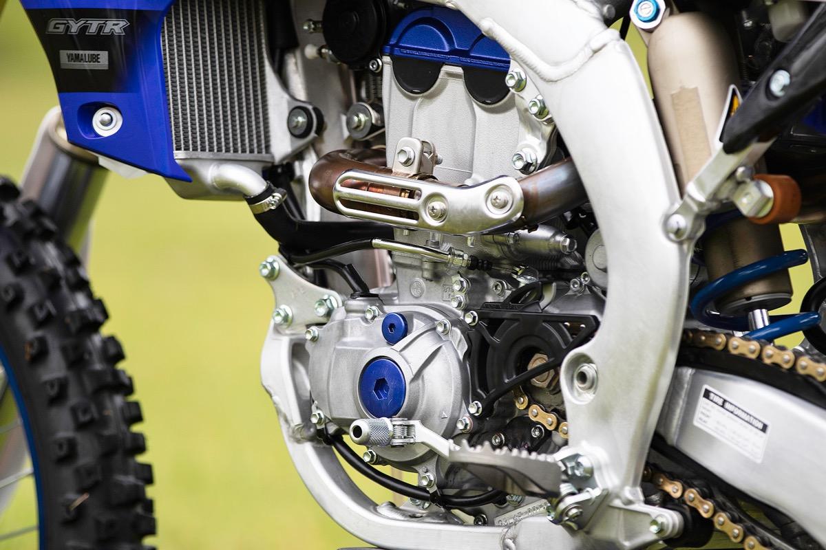 TECH REVIEW I 2019 Yamaha YZ250F - Australasian Dirt Bike Magazine